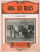 king tut blues 78 album
