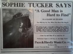 Sophia Tucker Says
