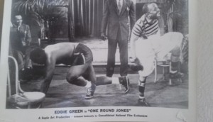 "EG in ""One Round Jones"""