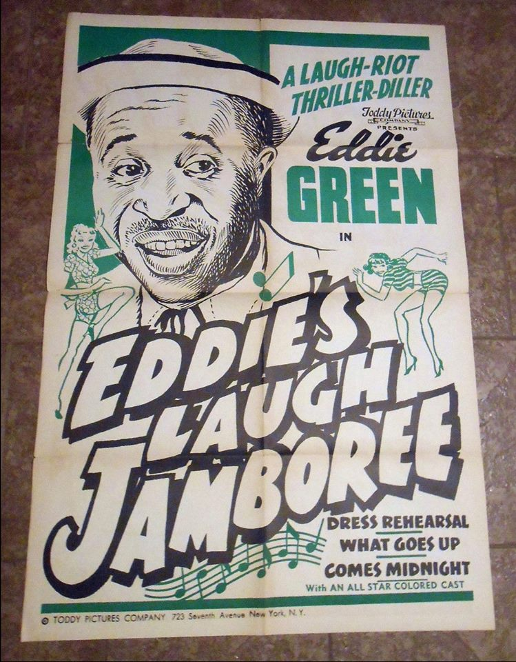 eddies laugh jamboree - green good